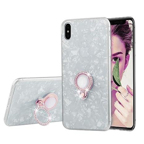 coque iphone xs transparente avec motif
