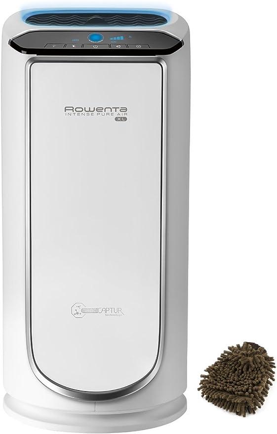 Rowenta PU6020 Intense Pure Air HEPA Filter Air Purifier With ...