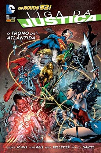 Liga Da Justiça – O Trono Da Atlântida