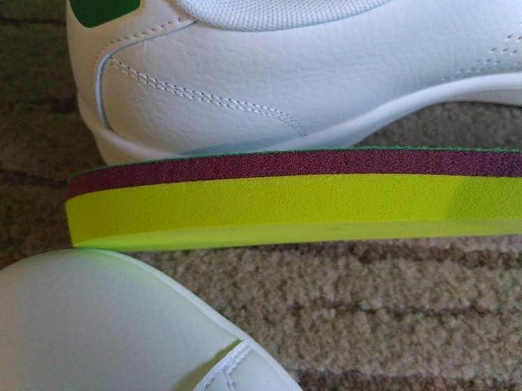adidas Men's Cloudfoam Advantage Clean Sneaker Five Stars