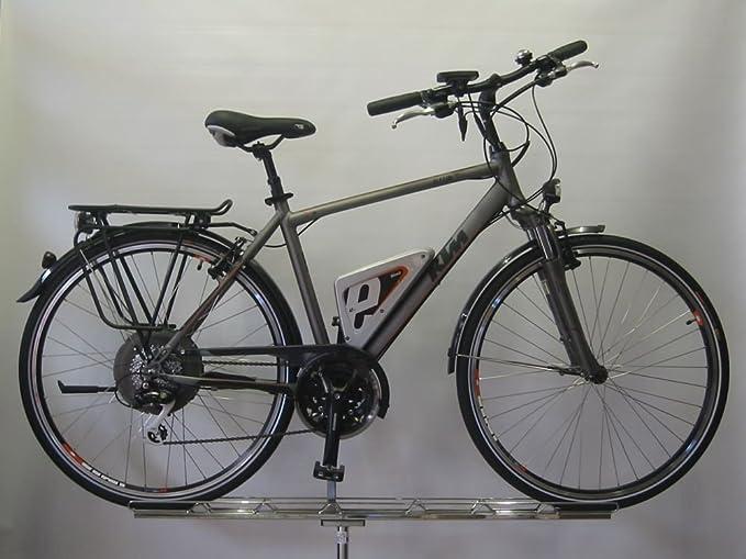 KTM eFun BIONX antracita-mate HE - bicicleta eléctrica 2013 RH 56 ...