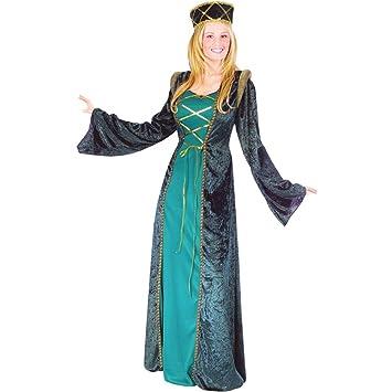 Generique Mittelalterliche Prinzessin Kostüm für Damen