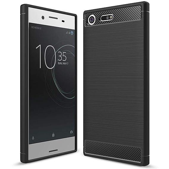 Amazon.com: NALIA Silicone Case Compatible with Sony Xperia ...