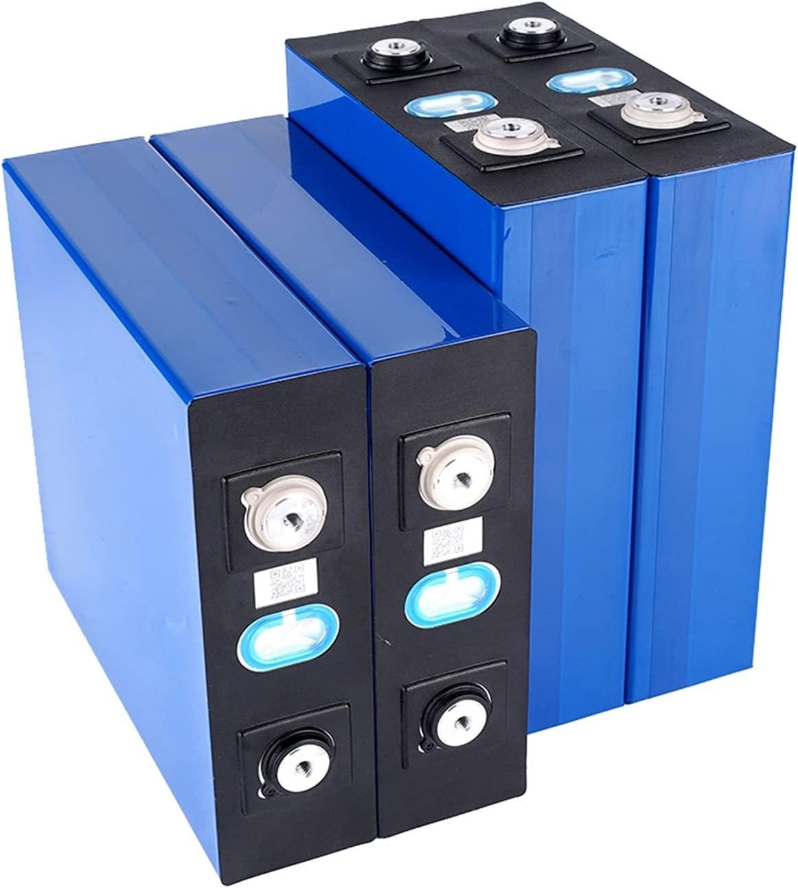 ZOOMLOFT 4PCS 3.2V 200Ah Lifepo4 Batería 12V 200AH Celda Litio Hierro Fosfato Solar UE Libre De Impuestos