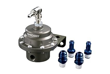 Tomei Fuel Pressure Regulator >> Amazon Com Tomei Fuel Pressure Regulator Type L Fuel Line Automotive