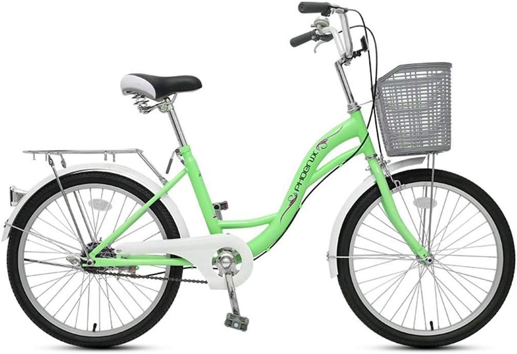 WJSW Bicicletas para niños Bicicleta para niños al Aire Libre Señora Bicicleta Retro Bicicleta con Pedales Princess Bicicleta Adecuada para niños y niñas Bicicleta de Carretera Bicicle: Amazon.es: Deportes y aire libre