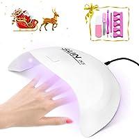Diozo 24-watt UV LED Nail Dryer Curing Lamp