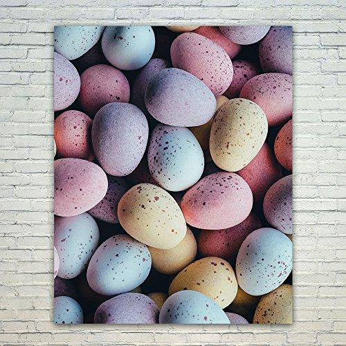 Westlake Art Poster Print Wall Art - Egg Purple - Modern Pic