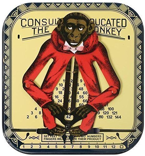 blechfabric Consult The Educated Monkey