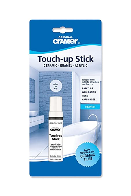 Cramer Bath Touch Up Stick: Amazon.co.uk: DIY & Tools