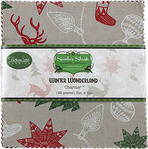 - Seasonal Celebrations Santa's Stash Winter Wonderland Charms 42 5