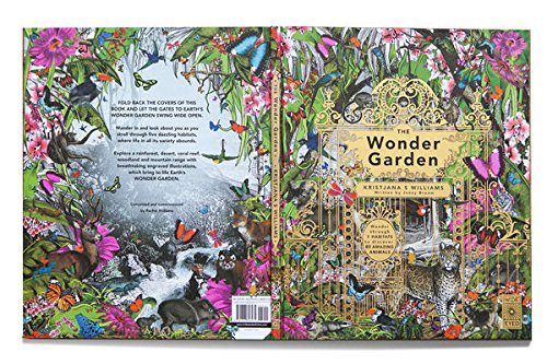The Wonder Garden: Wander through 5 habitats to discover 80 amazing animals by Wide Eyed Editions (Image #12)