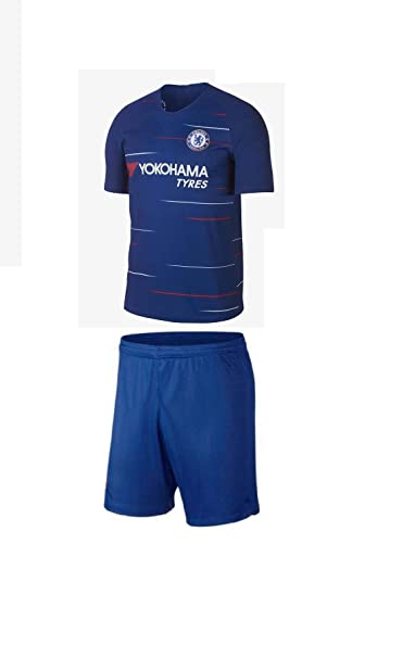 reputable site 687f0 82952 NAVEX Chelsea Fan Jersey 2018-19