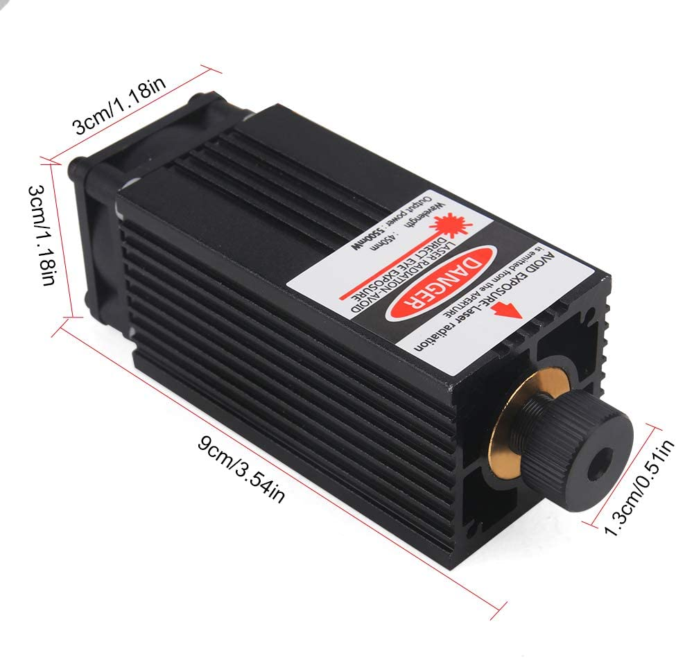 Head for CNC 3018 pro 5.5w