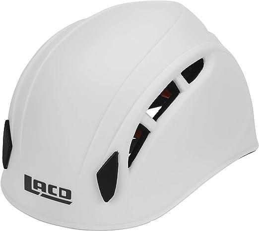 Casco protector Light LACD Casco de escalada White 2016 ...