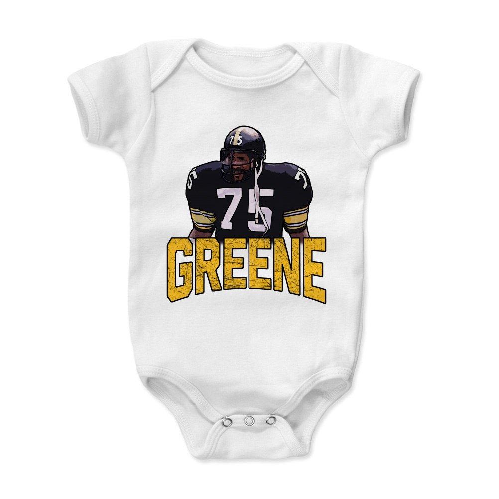 魅力的な価格 500レベルのMean Joe Greene Infant & 6 Baby Onesieロンパース 3 – B072S66LXW Vintage Pittsburgh Footballファンギア&スポーツアパレル – ジョーグリーンLib K B072S66LXW ホワイト 3 - 6 Months 3 - 6 Months ホワイト, ウサキッズplus+:a383d8c2 --- svecha37.ru