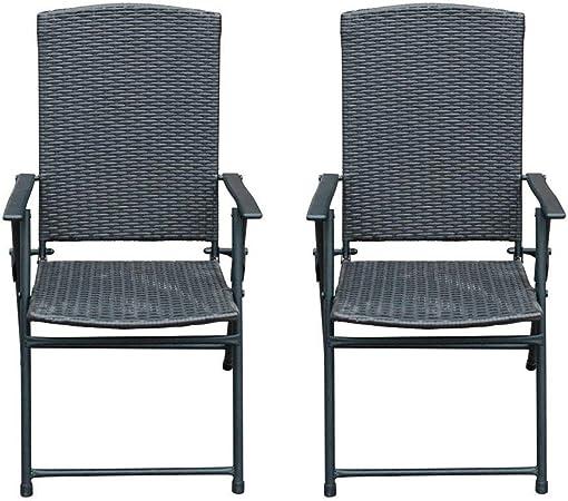 Amazon.com: Sunlife plegable sillas interior plegable ...