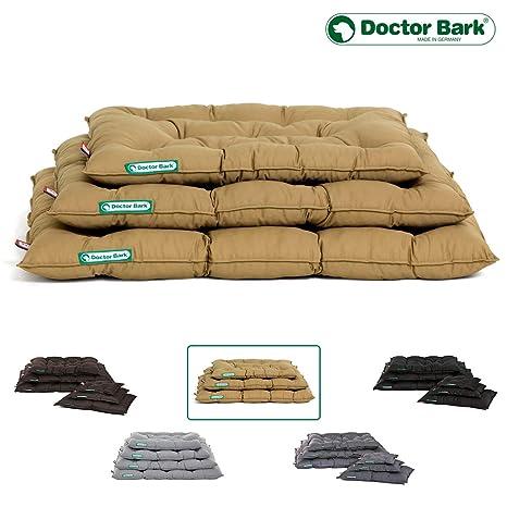 Doctor Bark Plantilla Cojín cama para perros - Fabricado en ...