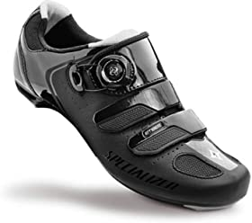 SPECIALIZED Ember Road Womens Shoe Black/Silver 40.5 EU/ 9.25 US