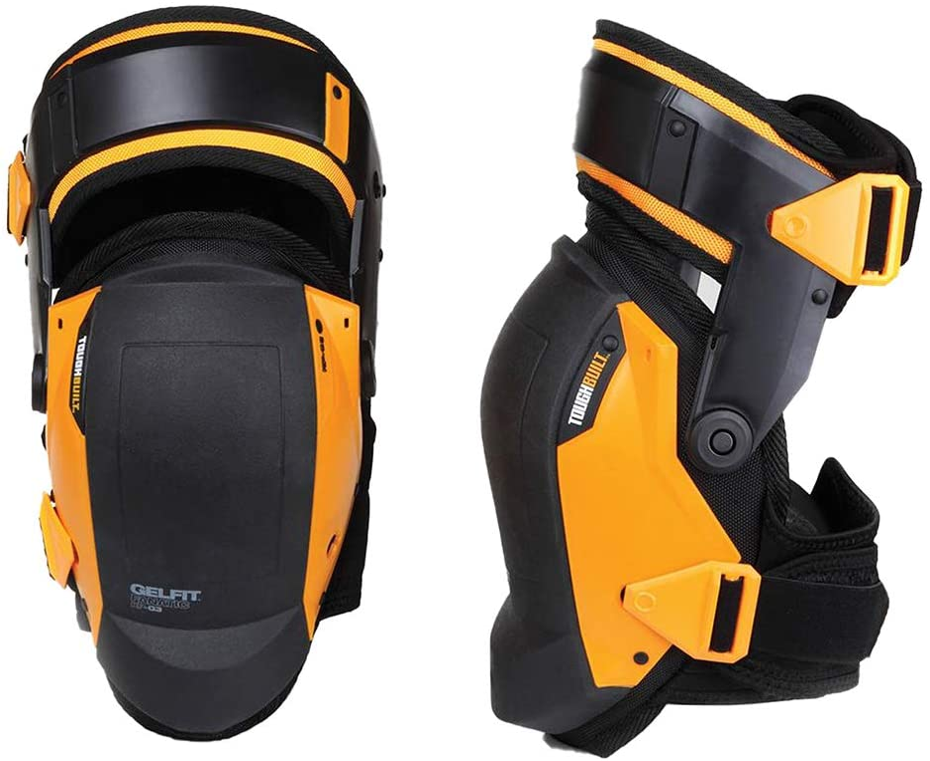 ToughBuilt Gelfit Thigh Support Stabilization Knee Pads