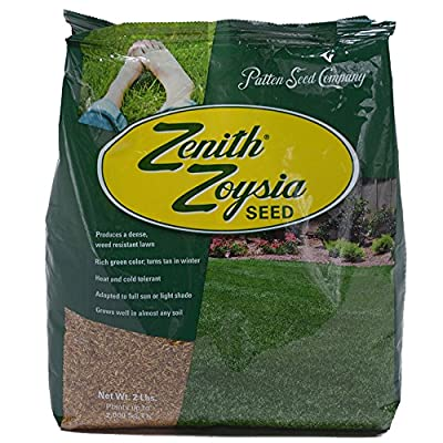 Zenith Zoysia Grass Seed (2 lbs.) 100% Pure Seed : Home And Garden Products : Garden & Outdoor