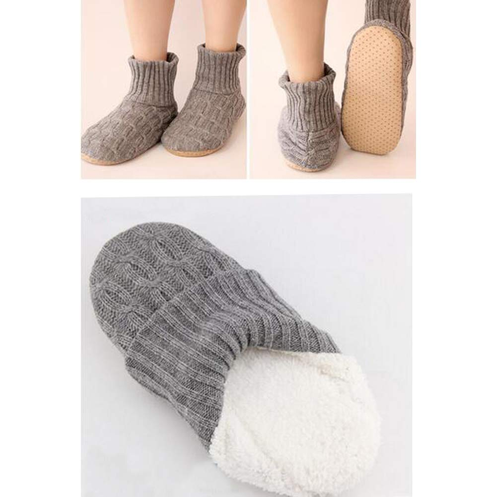 Medias y calcetines calcetines de los hombres antideslizantes ...