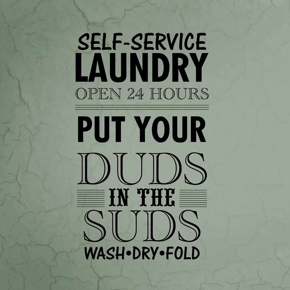 Self lavandería te Duds en Suds