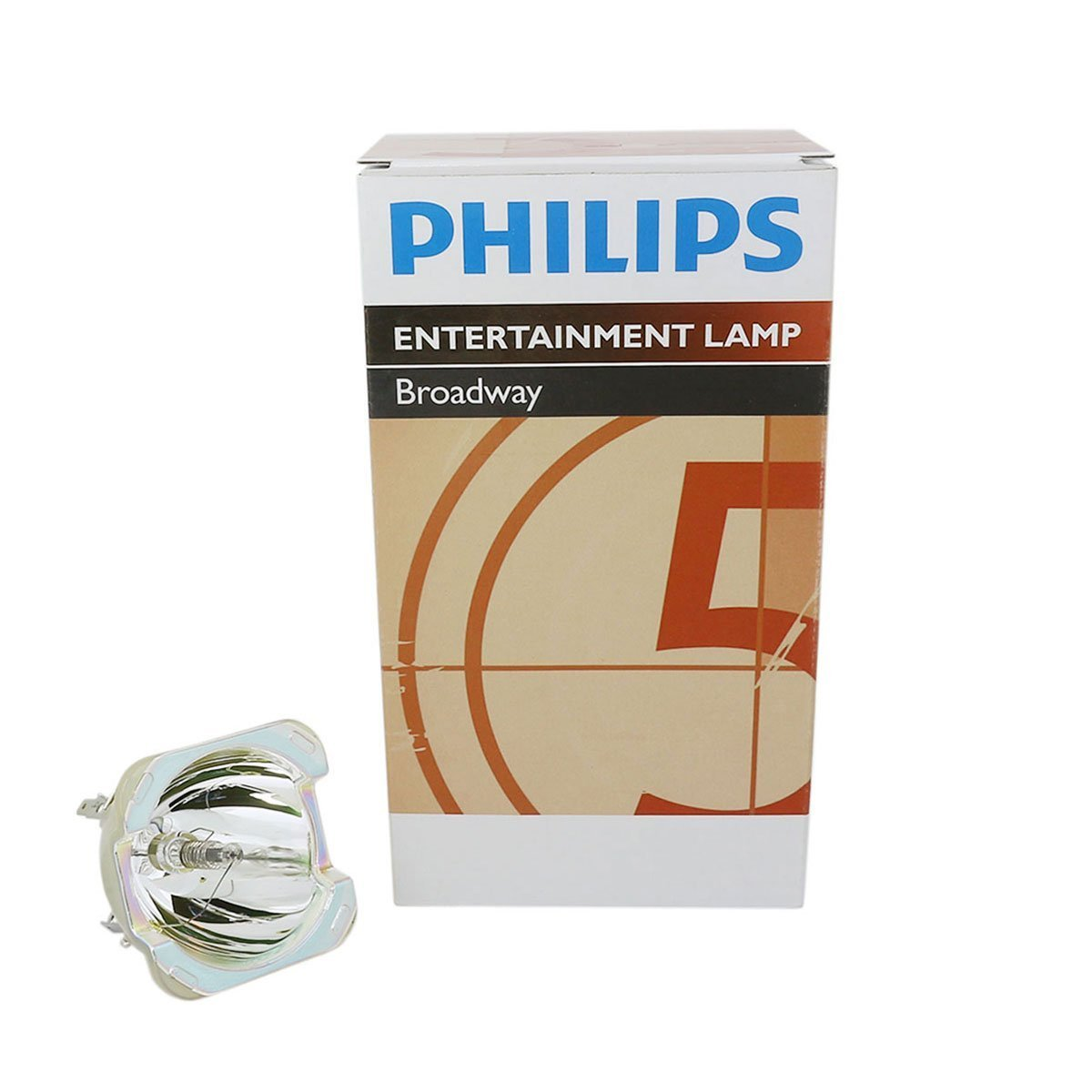 Philips MSD Platinum 15 R 300W 1.3 AC Lamp for Touring/Stage Lighting