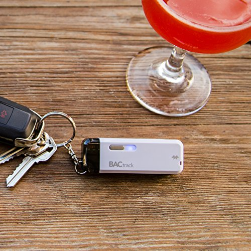 BACtrack Smartphone Breathalyzer for iPhone Android
