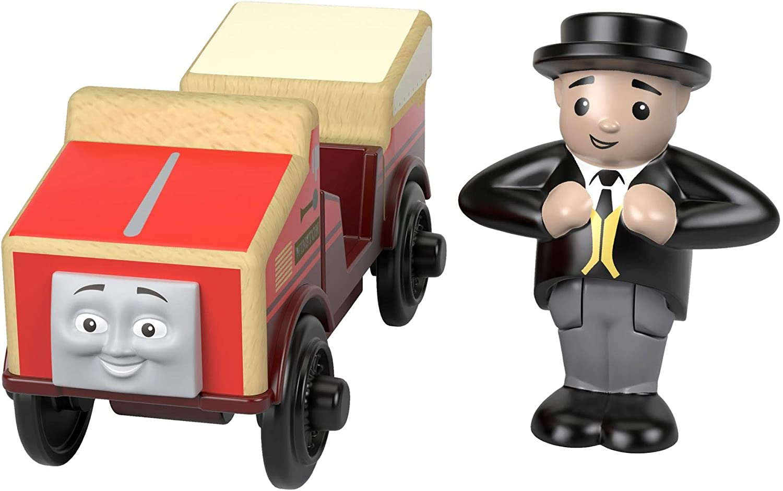 Thomas & Friends Wood Winston Engine, 0 (Mattel FHM21)