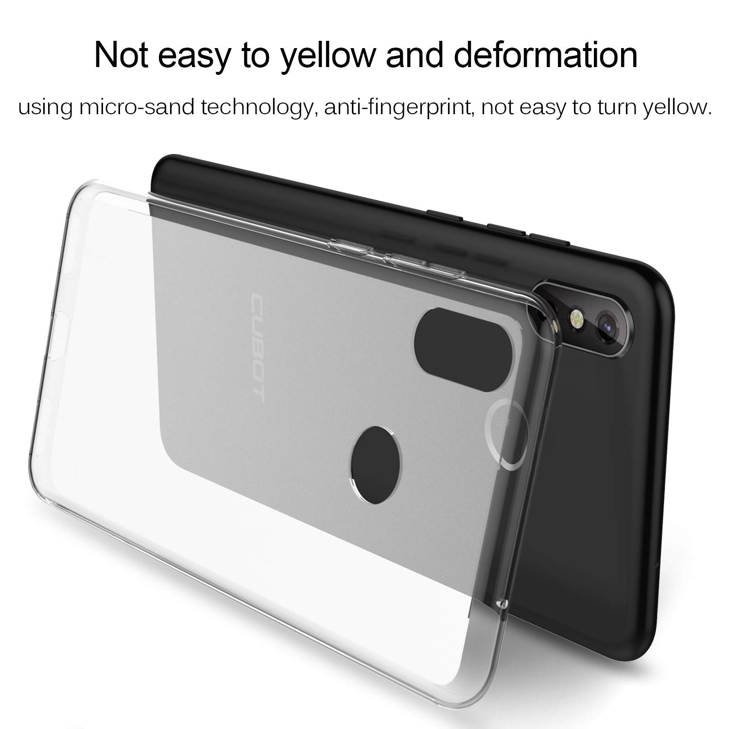 Amazon.com: KuGi Cubot p20 Case, Ultra-Thin Soft TPU Gel ...