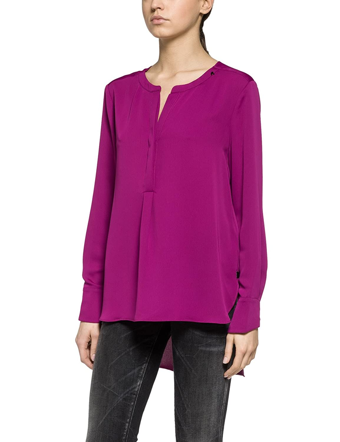 Replay Damen Bluse W2858 .000.82536
