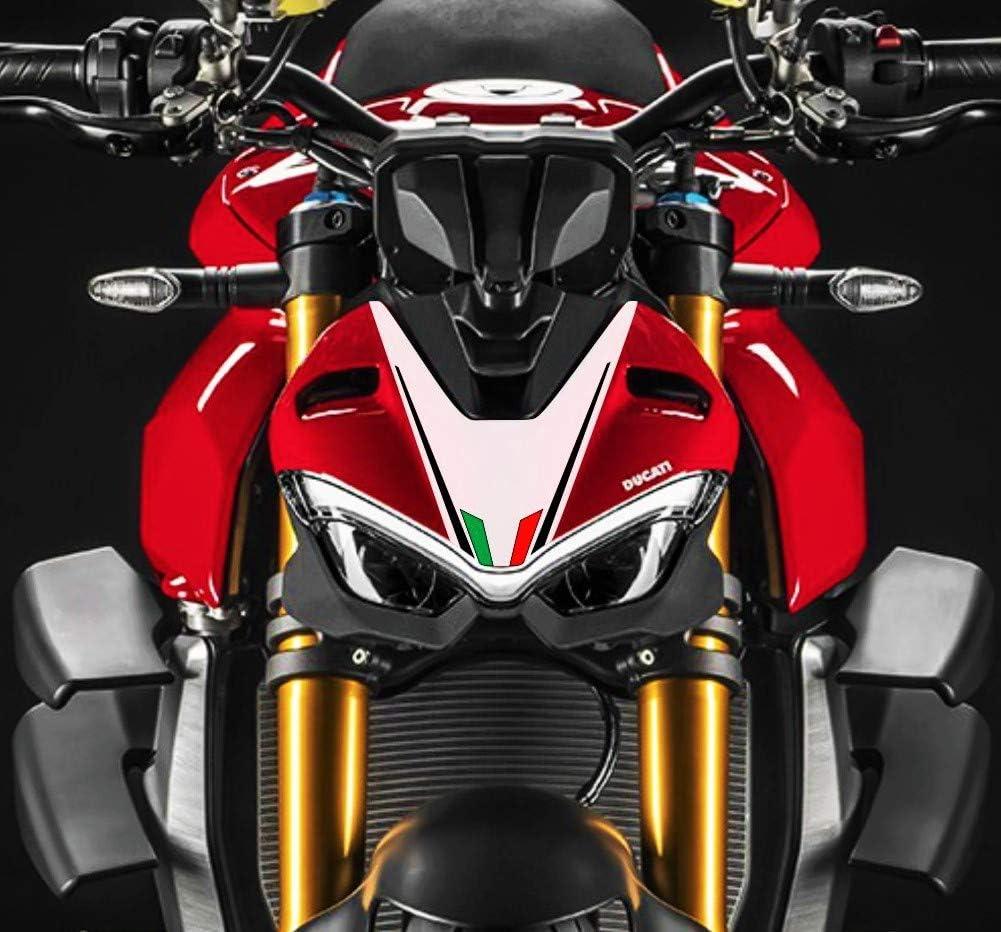 Vulturbike Adesivo per cupolino Ducati Streetfighter V4 V4S
