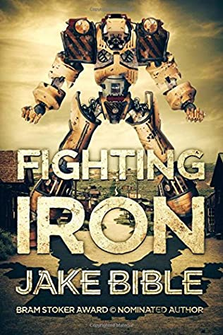book cover of Fighting Iron