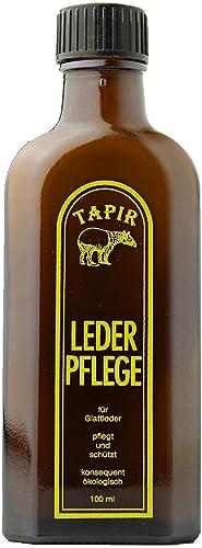 Tapir Lederpflege 100ml Schuhe Handtaschen