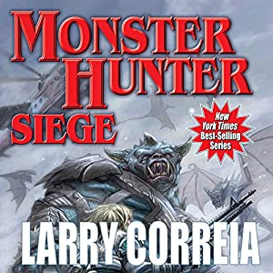 Monster Hunter Siege Audiobook