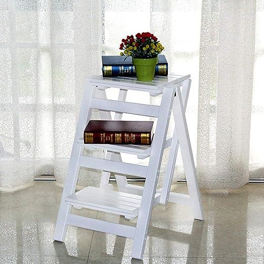 vcsere Jardín/Decoración de interiores Escalera plegable para el ...