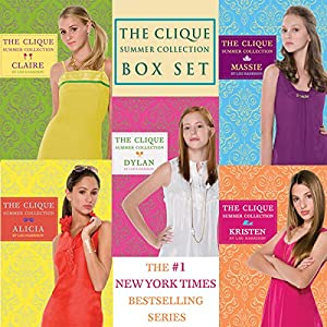 The Clique Summer Collection Audiobook