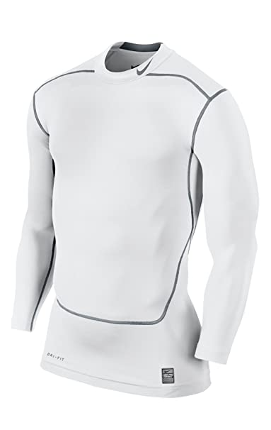 a8ba764c0 Nike, Maglietta di Compressione a Maniche Lunghe Uomo, Modello: PRO Combat