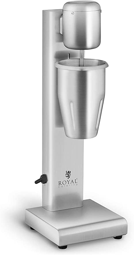 Royal Catering Milkshake Maker Batidora De Batidos RCMS-PRO (1 L ...