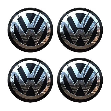 4PCS 56.5mm 2.2 Auto Car Styling Accessories Emblem Badge Sticker Wheel Hub Caps