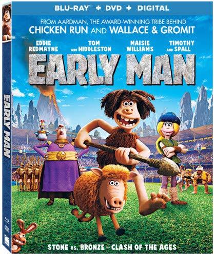 Early Man [Blu-ray]