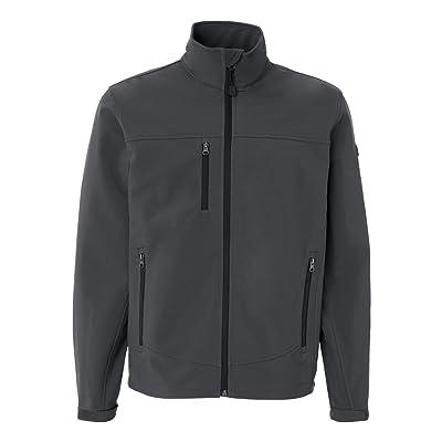 DRI Duck Men's Motion Soft Shell Water Resistant Jacket