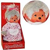 Kiki - Monchhichi - Girl comme Grand-mère - Aïeule 20cm Poupée