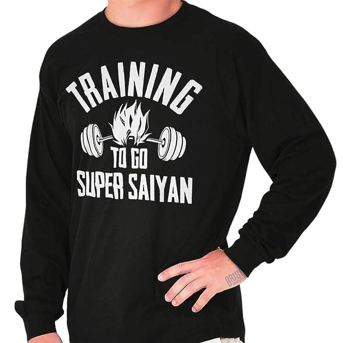 Amazon.com: Training to Go Super Alien Ninja Nerdy Gym Long ...