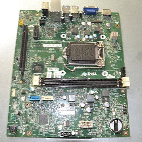Placa Mãe Dell Optiplex 3020 Sff Dih81r Lga1150 S/espelho