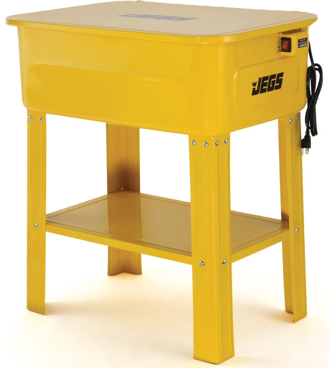 JEGS 81525 20 Gallon Parts Washer
