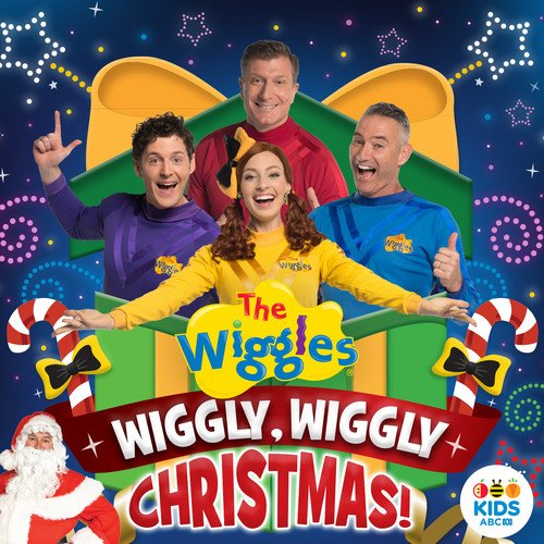 Wiggly Wiggly Christmas! (Christmas The Wiggles)