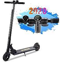 """urbetter Kugoo ES01 Mini Patinete Eléctrico Scooter Plegable E-Scooter, Velocidad 20km/h, Ruedas 5.5"""" Macizas, Super Light 8Kg Scooter electrico para Mujer y los Adolescentes y los Adultos"""