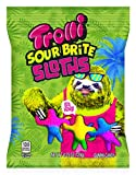 ferrara pan grape heads - Trolli Sour Brite Sloths Gummy Candy, Pineapple, Blue Raspberry, Berry Punch, Lime, Grape and Strawberry, 4.25 Ounce (Pack of 12)